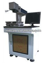 top quality laser write on metal fiber 10w