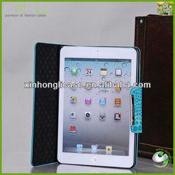 Waterproof Case for iPad mini,PU Table Case for iPad mini