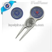 Golf divot tool / golf ball marker/ Cap Clip