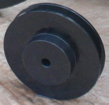 pulleys stock bore