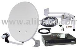 HD free to air satellite kit