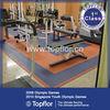 PVC Flooring Mats Gym Flooring Used