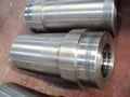 De la turbina del cilindro solo- cilindro piezas de la máquina