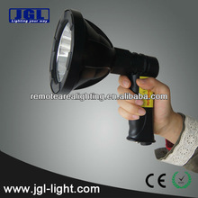 2012 Newest!!Cree T6 10W LED rechargable led portable searchlight