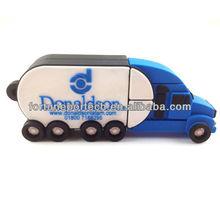 custom shape truck usb flash drive electronic corporate gifts