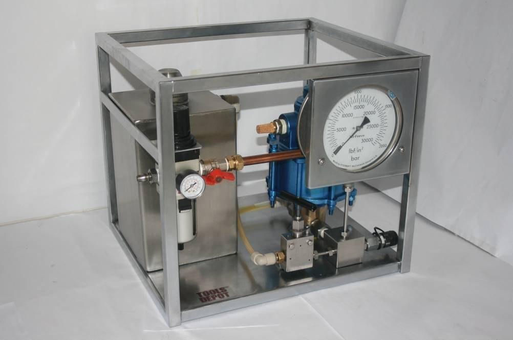 Hydrostatic Test Pumps - Test Pumps - Grainger Industrial Supply