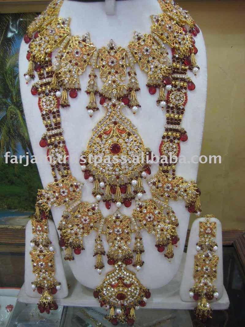 INDIAN BRIDAL JEWELRY WEDDING JEWELLERY