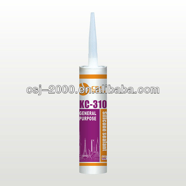 2013 Acid silicon sealant KC-310 (Gerneral purpose)