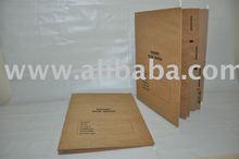 Personnel Hanging Folder 4 Dividers