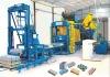 7U concrete block simple production line