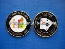 casino poker coin inlay poker chips