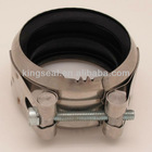 b type sewage clamps sewage and waste water