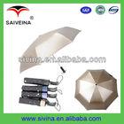 Fashion 23'' 3 folding Sun Parasol pepsi