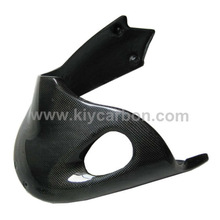 Carbon fiber motor parts belly pan for Buell XB motorcycle
