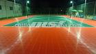 Good quality Hot Sale Popular Multi-use modular tile Suspended Outdoor PP Interlocking Sports Tennis Flooring