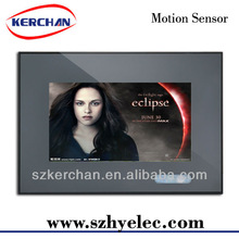 """7"""" digital ad. display, with motion sensor, auto play USB, SD and CF card, for supermarket advertising"""