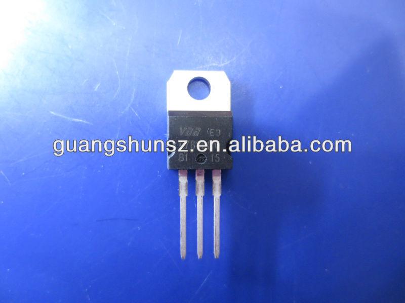 transistor l7806cv regolatori di tensione lineare ic originale e nuovo