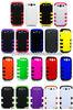 For Samsung Galaxy S3 III i9300 i747 Cover Tuff Shield Hard Soft 2 Piece Case