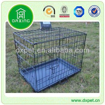Metal Folding Dog Cage (BV SGS TUV)