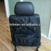 heatproof back seat organizer,car organizer seat back pocket