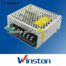 CE ROHS S-15-5 15W 5V 3A single output led power supply