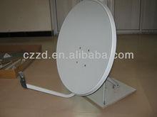 KU -60 wall mount satellite antenna