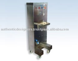 Fruit Juice filling and Packing machine