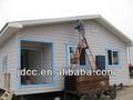 maison préfabriquée de la cabine