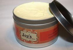Organic Scented Shea Body Butter 10 oz, 100% Unrefined