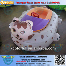 hot sale electric bumper boats for kids