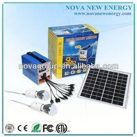 Portable Solar kits 6w mini projects solar power systems