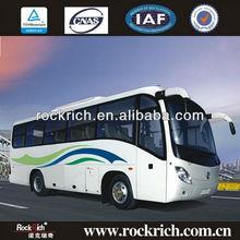 Advanced technology durable quality 8m new design coach bus