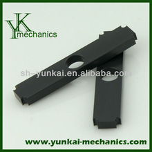 Black anodizing CNC machining part, spare part for furniture