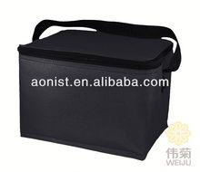 Rectangle cooler bag for supermarket