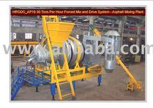 Asphalt Mixing Plant, HRODC_AP19 Mobile Asphalt Mixing Plant, Barber green Mixing Plant, Tarmac Mixing Plant, Tarmac Adam Mixin
