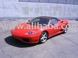 2003 Ferrari F1 360 Spyder