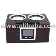MD-D2 Multi-function Mobile Speaker Digital FM Radio