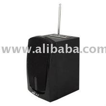 HD-11 Multi-function Mobile Speaker Digital FM Radio