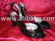ARRIVEDERCI glitter shoes