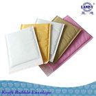 Custom Printing Brown Kraft Bubble Padded Envelope