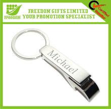 Customized Logo Promotional Bottle Opener Key Chain
