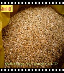 vermiculite non-metallic mineral deposit
