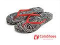 Coface 2013 estilo quente cheapet colorido sole chinelos