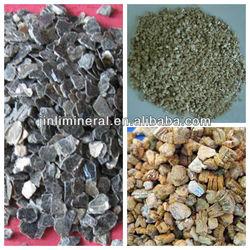 the vermiculite