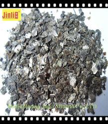 silver white vermiculite