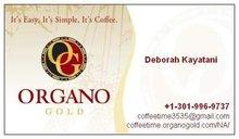 Organo Gold Healthy Coffee & Tea