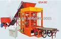 Hot venda de blocos e tijolos máquinas qtj4-30c( hongbaoyuan marca)