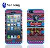 Milu deer pattern for iphone5 mobile phone cover cases,silicone protector for iphone5 cover cases factory price very popular