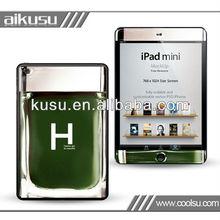 Design flag case for ipad mini