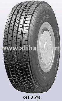 GT279 GITI brand radial truck tyres